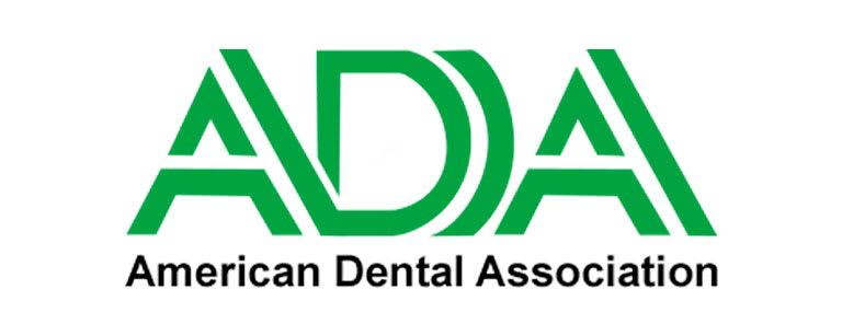 American Dental Association Logo in Green