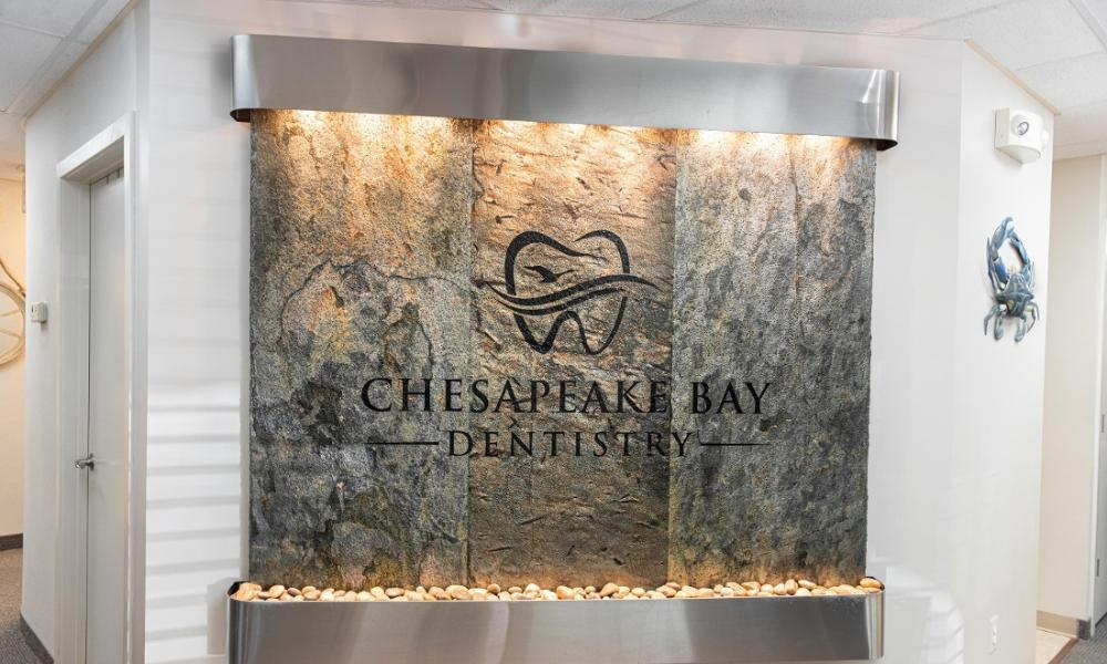 Chesapeake Bay Dentistry welcome area | Dentist Annapolis MD