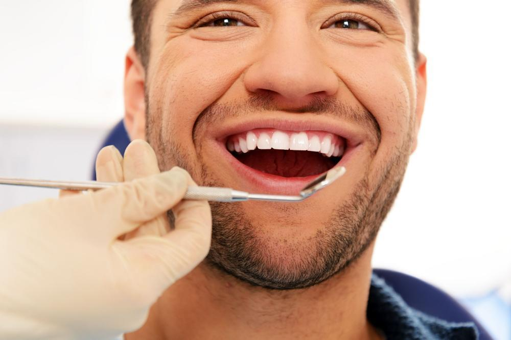 Man | Periodontal Treatment in Annapolis MD