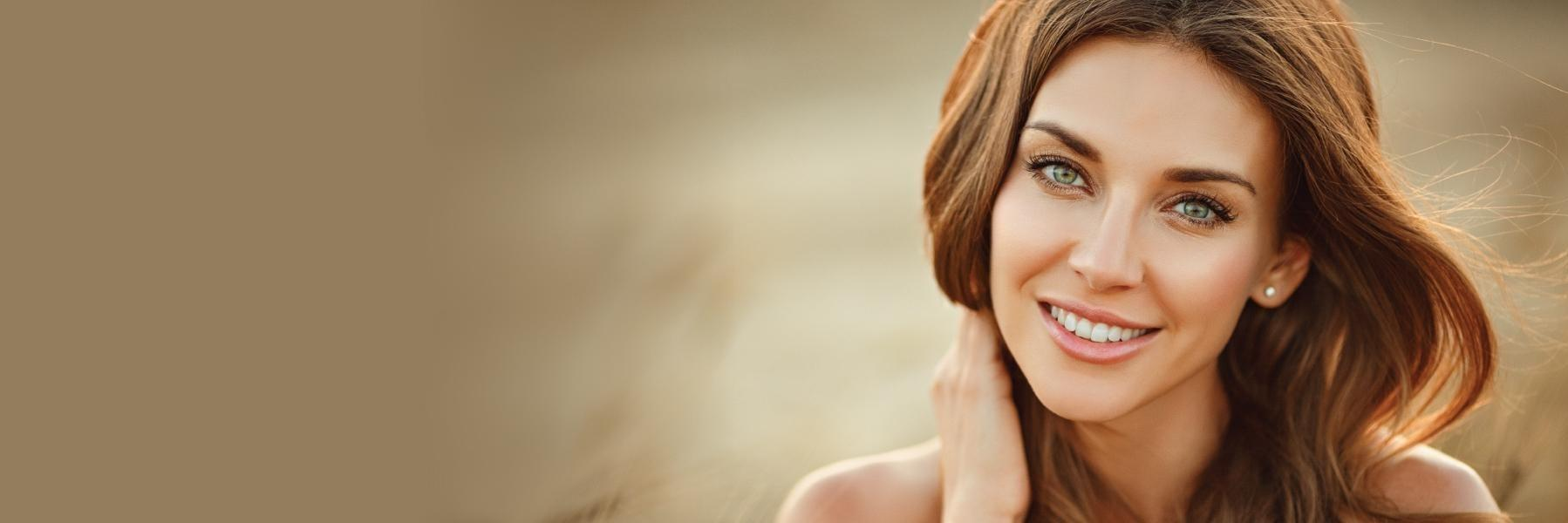 Woman smiling | Cosmetic Dentist in Annapolis MD